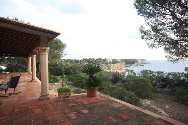 Chalet with Sea Views in Santanyi, Mallorca