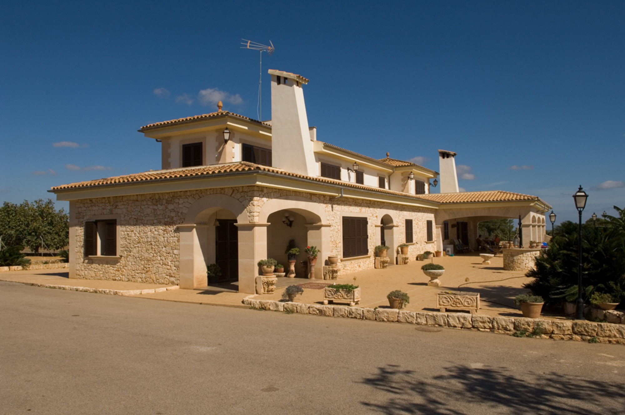 Magnificent Villa with Sea Views, Manacor