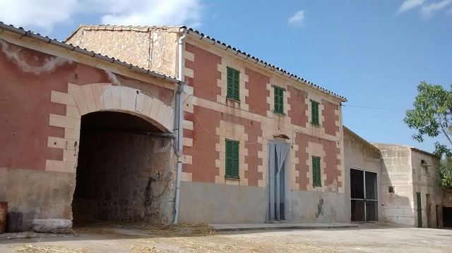 Large Farmhouse for Renovation, near Sant Llorenc des Cardassar