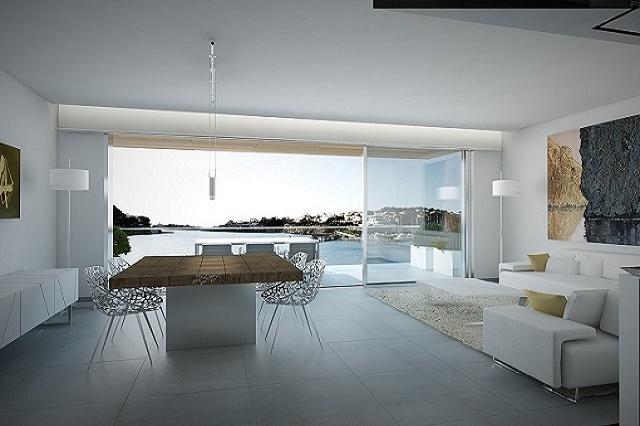 New Build Frontline Apartment, Porto Cristo