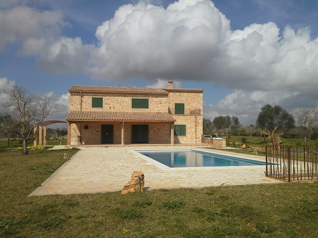 New Build Villa near Cas Concos, Mallorca