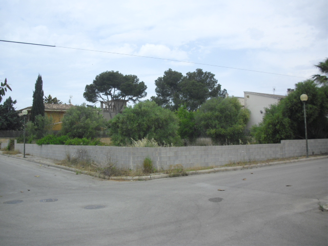 Large urban plot, Sa Rapita