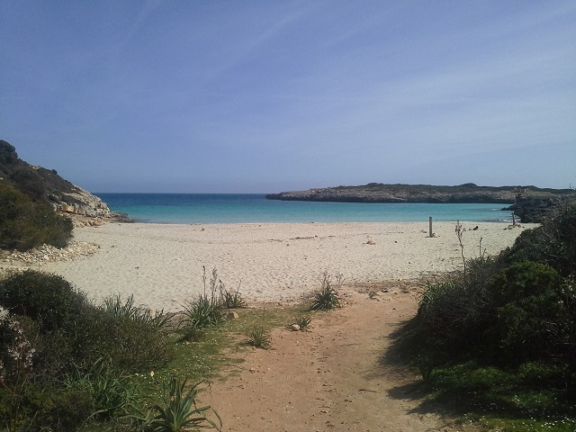 Cala Varques Beach