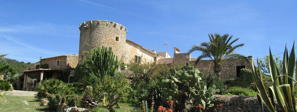 Hillside Finca with Seaviews near Es Carritxo, Mallorca